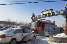 Vụ sập mỏ vàng ở Trung Quốc: Có dấu hiệu sự sống sau 1 tuần lễ