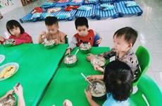 Quảng Ngãi: Làm rõ thông tin cắt giảm phần ăn tại một trường mầm non