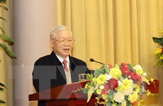 Văn phòng Chủ tịch nước nâng cao chất lượng toàn diện các mặt công tác