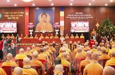 Giáo hội Phật giáo Việt Nam TP.HCM góp phần xây dựng thành phố
