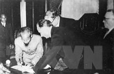 Kỷ niệm 80 năm Ngày Bác Hồ về nước trực tiếp lãnh đạo cách mạng