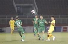 V.League 2021: Sài Gòn FC nhẹ nhàng vượt qua Sông Lam Nghệ An