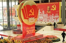 Đại hội XIII của Đảng sẽ bế mạc vào ngày thứ Hai 1/2/2021