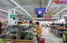 Tháng 1, sôi động hoạt động bán lẻ và kinh doanh dịch vụ tiêu dùng