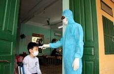 Hải Dương: Thiết lập vùng cách ly y tế tại huyện Cẩm Giàng
