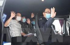 Đoàn bác sỹ Đà Nẵng lên đường chi viện Gia Lai phòng, chống COVID-19
