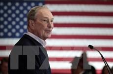 Tỷ phú Michael Bloomberg tiếp tục là Đặc phái viên về biến đổi khí hậu