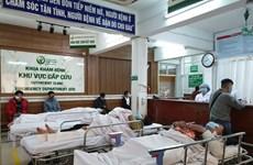 3 ngày nghỉ Tết đầu tiên, số bệnh nhân khám, cấp cứu giảm gần 50%