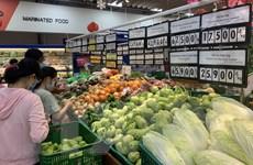 Nhiều siêu thị, cửa hàng, chợ bán hàng trở lại, giá cả ổn định