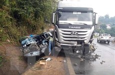 Mùng 4 Tết Tân Sửu, 31 vụ tai nạn giao thông cướp đi 19 sinh mạng