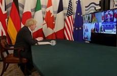 G7 chú trọng kế hoạch tái thiết nền kinh tế hậu COVID-19