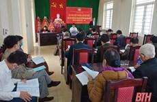 Thanh Hóa giới thiệu 15 người dân tộc thiểu số ứng cử ĐBQH