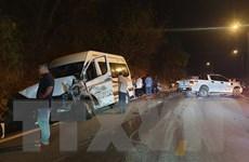 Lâm Đồng: Xe container đâm liên hoàn nhiều ôtô trên đèo Bảo Lộc