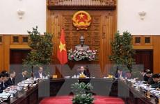 Thường trực Chính phủ họp về chính quyền đô thị tại TP.HCM và Đà Nẵng