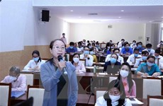 Thành phố Hồ Chí Minh triển khai công tác giới thiệu người ứng cử