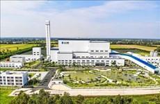Nhà máy đốt rác phát điện Cần Thơ tạo ra hơn 113 triệu kWh điện