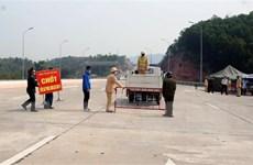 Quảng Ninh mở lại một số hoạt động, Kon Tum tạm dừng các chốt kiểm tra