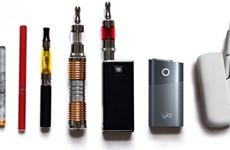 2,6% thanh thiếu niên sử dụng thuốc lá điện tử: 100% là hàng trôi nổi