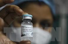 Tổng thống Ấn Độ Ram Nath Kovind tiêm mũi vắcxin COVID-19 thứ nhất