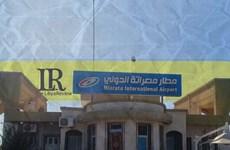 Nối lại chuyến bay giữa thành phố Benghazi và Misrata của Libya