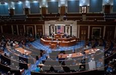 Hạ viện của Quốc hội Mỹ sẽ thảo luận thêm về gói cứu trợ 1.900 tỷ USD