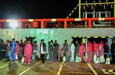 Ít nhất 39 người thiệt mạng trong vụ chìm thuyền ngoài khơi Tunisia