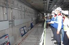 TP.HCM chạy thử tàu đoạn trên cao tuyến Metro số 1 vào cuối 2021