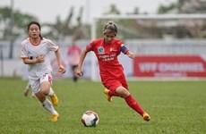 Khai mạc Giải Bóng đá Nữ vô địch U19 quốc gia 2021 tại Hà Nội