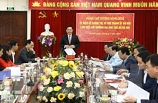 Bí thư Hà Nội: Đại học Thủ đô nên tập trung vào cốt lõi là sư phạm