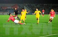 Vòng 4 giải vô địch quốc gia V-League 2021: Kịch tính tới phút cuối