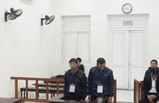 Hà Nội: Phúc thẩm vụ nguyên chủ tịch xã giao đất trái thẩm quyền