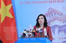 Việt Nam yêu cầu Trung Quốc chấm dứt xâm phạm chủ quyền ở Biển Đông