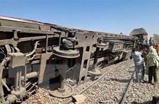 Ai Cập sẽ trừng phạt kẻ gây vụ tai nạn tàu hỏa làm 32 người chết