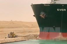 Vì sao cộng đồng mạng lại quan tâm tới sự cố trên kênh đào Suez?