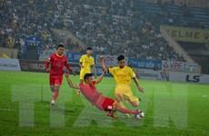 """V-League 2021: Những """"cơn mưa"""" bàn thắng tại vòng 7"""