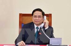 Campuchia ra thông cáo về điện đàm giữa thủ tướng Campuchia-Việt Nam