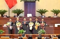 Thông qua Nghị quyết bầu Chủ nhiệm một số Ủy ban của Quốc hội
