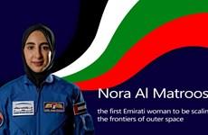 UAE chọn người phụ nữ Arab đầu tiên tham gia khóa học phi hành gia