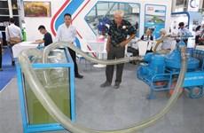 Khai mạc Hội chợ Triển lãm công nghệ ngành tôm lần thứ 3 năm 2021