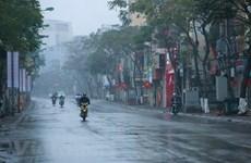 Từ đêm 16/4: Bắc Bộ, Bắc Trung Bộ chủ động ứng phó thời tiết nguy hiểm
