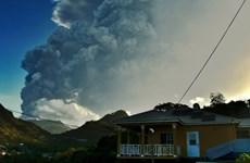 LHQ hỗ trợ khẩn cấp các nạn nhân vụ núi lửa La Soufriere phun trào