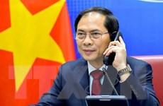 Quan hệ Việt Nam-Trung Quốc thời gian qua tiếp tục phát triển tích cực