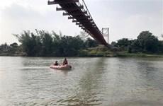 Tìm thấy thi thể 2 học sinh bị nước cuốn trôi khi đi tắm trên sông Đà