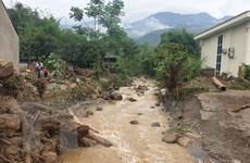 Lào Cai: Những thiệt hại tại Văn Bàn sau trận lũ ống bất ngờ