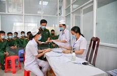 Ghi nhận 1 ca mắc COVID-19 mới, thêm 2.506 người được tiêm vaccine