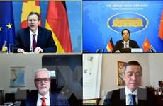 Việt Nam-Đức tiến hành họp Nhóm điều hành chiến lược lần thứ 6