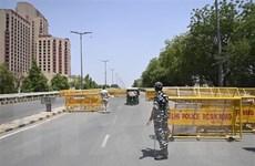 Ấn Độ phong tỏa thủ đô trong 6 ngày nhằm kiểm soát dịch