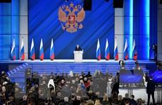 Tổng thống Putin và thông điệp bảo vệ lợi ích của người dân Nga