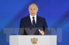 Tổng thống Putin khẳng định thời điểm miễn dịch cộng đồng với COVID-19