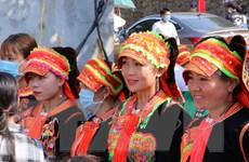 Lai Châu: Đặc sắc lễ hội Then Kin Pang ở huyện Phong Thổ